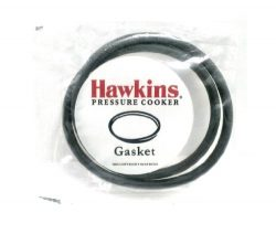 Hawkins A10-09 Gasket Sealing Ring for Pressure Cookers, 2 to 4-Liter, Black