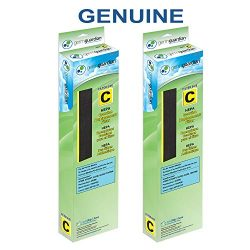 Germ Guardian GermGuardian Air Purifier Filter FLT5000 Genuine HEPA Replacement Filter C for AC5 ...