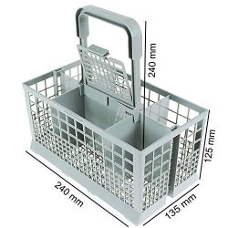 First4Spares Universal Dishwasher Cutlery Silverware Basket Holder