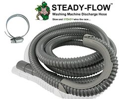 STEADY-FLOW Washing Machine Discharge Hose – 12ft