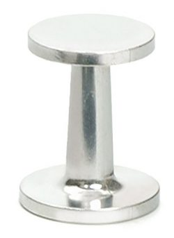 RSVP International (TAM) Dual Sided Coffee Espresso Tamper, 2″-2.25″, Aluminum Alloy