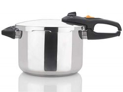 Zavor DUO 8.4 Quart Multi-Setting Pressure Cooker and Canner with Accessories – Polished S ...