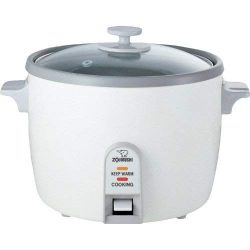 Zojirushi NHS-10 6-Cup (Uncooked) Rice Cooker (Renewed)