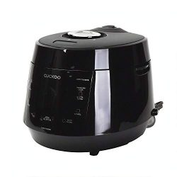 Cuckoo CRP-PK1001S Multifunctional & Programmable Electric Pressure Rice Cooker, Non-Stick P ...