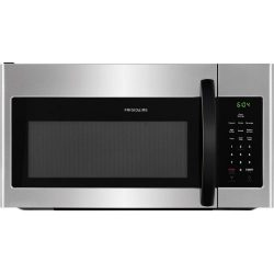 Frigidaire FFMV1645TH 30″ Over the Range Microwave with 1.6 cu. ft. Capacity, LED Lighting ...