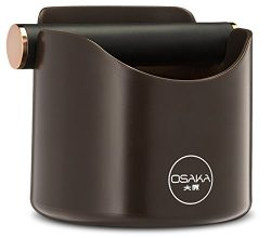 "Osaka, Shock-Absorbent Espresso Knock Box – Durable 4.7 Inch Barista Style Knockbox"" ..."