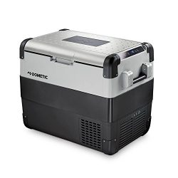 DOMETIC CFX 65DZ Black/Gray CFX 65DZ 12V Electric Powered Portable Cooler (Fridge Freezer)
