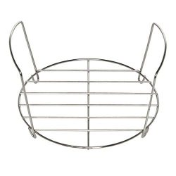 Instant Pot 5252282 Stainless Steel Official Wire Roasting Rack, Compatible with 6-quart and 8-q ...