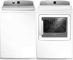 Fisher Paykel Top Load Eco-Active WL4027P1 27″ Washer with Front Load DG7027P2 27″ G ...