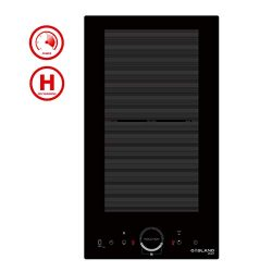 12″ Induction Cooktop, GASLAND Chef IH30BFH 240V Built-in Electric Induction Cooker, 2 Bur ...