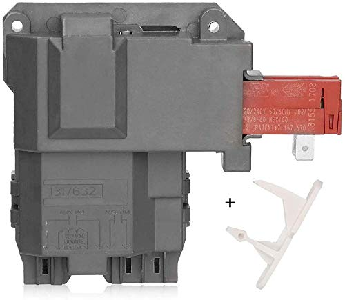 1317632 131763202 131763256 Washer Door Lock Latch Switch Assembly & 1317633 Door Strike for ...