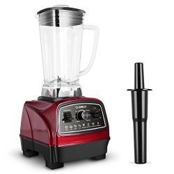 Countertop Blender,CUSIBOX Multifunction Professional Blender,Variable Speed with 1450W(32,000RM ...