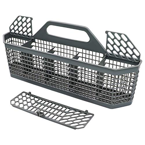 Appliancemate WD28X10128 Dishwasher Silverware Basket Compatible With General Electric&Kenmo ...