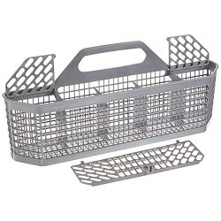 Nrpfell Dishwasher Storage Box Accessory Basket for WD28X10128 Dishwasher Basket