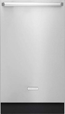 Electrolux EIDW1805KS IQ-Touch 18″ Stainless Steel Fully Integrated Dishwasher – Ene ...