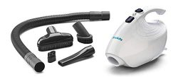 Simplicity F1 Tiny Handheld Vacuum Cleaner | Portable Travel Vacuum | Desk Vacuum | Lightweight Vac