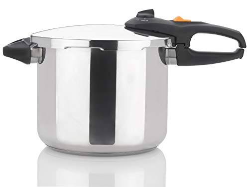 Zavor DUO 10 Quart Multi-Setting Pressure Cooker and Canner with Accessories – Polished St ...
