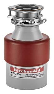 KitchenAid KGIC300H replaces KCDB250G, 1/2 HP Continuous Feed Garbage Disposal