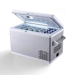 Aspenora Portable Fridge Freezer 12V Car Refrigerator Car Fridge with Compressor Touch Screen fo ...