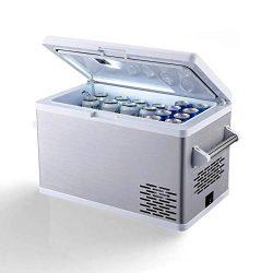 Aspenora Portable Fridge Freezer 12V Car Refrigerator Car Fridge with Compressor Touch Screen fo ...