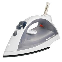 Proctor Silex Iron & Vertical Steamer for Clothes with Nonstick Soleplate, 1200 Watts, Adjus ...