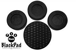 Washing Machine Rubber Feet Pads | Anti Vibration & Anti Walk Rubber Dampers | Textured Grip ...