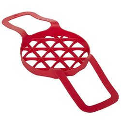 Instant Pot 5252048 Official Bakeware Sling, Compatible with 6-quart and 8-quart cookers, Red (R ...