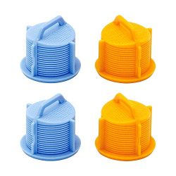 Replacement Washer Water Inlet Valve Filter Screen AGM73269501 4Pcs By AMI,Exact Fit for Kenmore ...