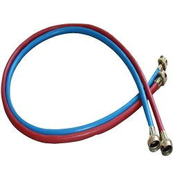 Everbilt Washer/Dryer Accessories 5 ft. Color Coded Washing Machine Fill Hose (2 pack)