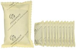 Activated Charcoal Air Purifying, Freshener, and Deodorizer Bags – 12 Pack of 100% Natural ...