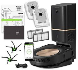 iRobot Roomba s9+ (s955020) Robot Vacuum Bundle with Automatic Dirt Disposal- Wi-Fi Connected, S ...