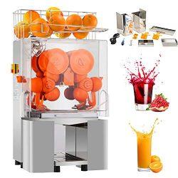 Commercial Orange Juicer Machine Automatic Citrus Juicer Electric Juice Squeezer Lemonade Making ...