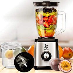 2in1 High Speed Blender & Coffee Grinder | Smoothie Maker | for Shakes Smoothies & Seaso ...