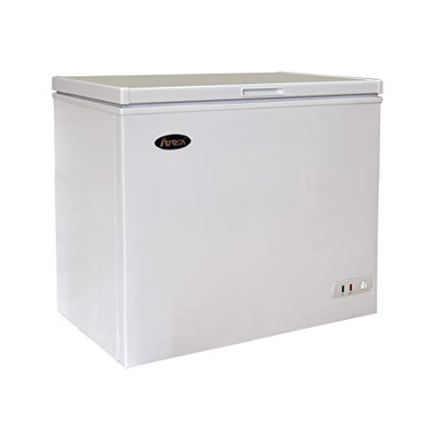Atosa MWF9007 7 Cu.Ft Solid Top Chest Freezer