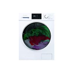 Danby DWM120WDB-3 2.7 Cu.Ft. All in One Ventless Washer Combo-Compact Washing Machine and Clothe ...
