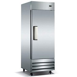 Coldline CFD-1RE-HC 29″ Single Solid Door Reach-In Refrigerator
