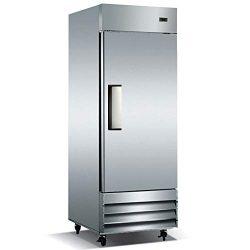 Coldline CFD-1RE-HC 29″ Single Solid Door Reach-In Refrigerator