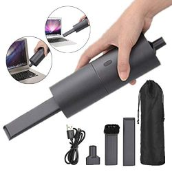 Handheld Mini Vacuum Cleaner,Small Hand Held Vacuum Cordless USB Rechargeable,Dust Buster and Bl ...