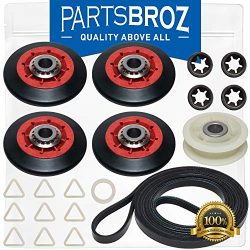 4392067 Dryer Repair Kit for 27-in. Whirlpool Dryers by PartsBroz – Replaces Part Numbers  ...