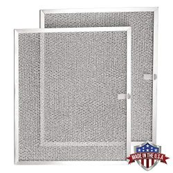 Broan Model BPS1FA30 Range Hood Filter – 11-3/4″ X 14-1/4″ X 3/8″ Grease ...